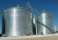 BROCK® Bin size choices range from 15 to 54 feet (4.6 to 16.5 m) in diameter and capacities up to nearly 71,000 bushels (2,360 m³) for the largest farm bin.