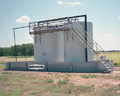 Brock Secondary Containment Systems are available in square, rectangle, circle and oblong configurations. Ring wall are available in 22-, 36- and 44-inch (559-, 914- and 1118-mm) heights.