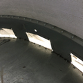 Brock's unique, self-cleaning plenum floor design allows particulate matter to recycle back into the grain safely while also reducing routine cleaning maintenance.