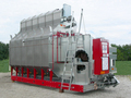 Brock SUPERB ENERGY MISER® SQ D Series dryers are configured for full heat operation.