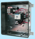 Brock's fan controls feature adjustable overload protection.