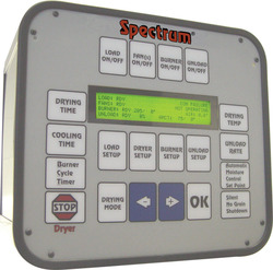 Brock's SPECTRUM® Dryer Controller automates grain drying operations