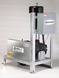 Brock's SUPER-AIR® Blower Package