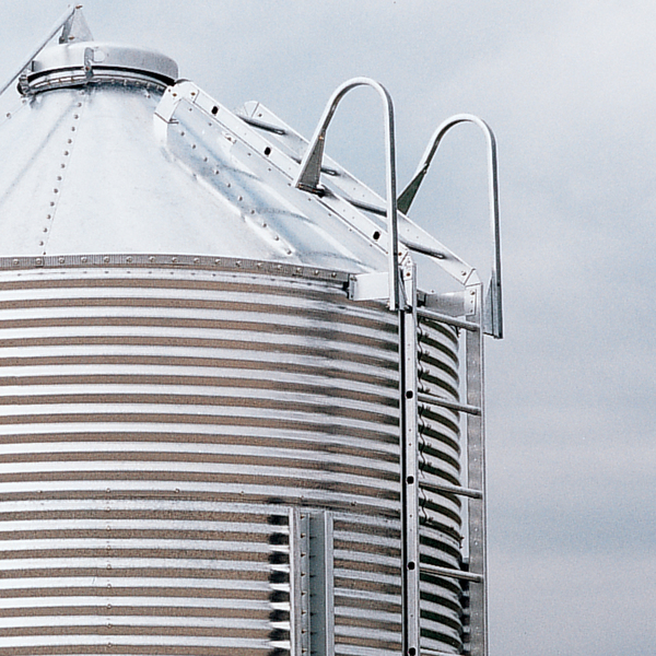 BROCK® Feed Bin Ladders - Brock® Systems for Grain Storage, Handling