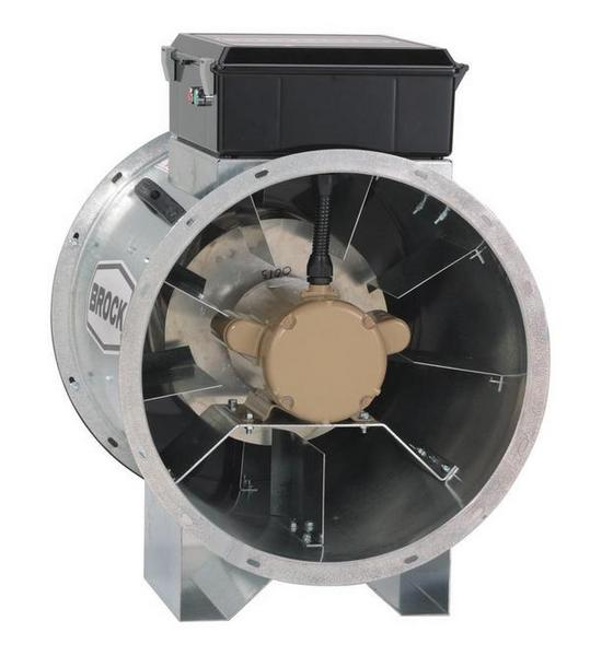 Centrifugal In Line Fans Brock Systems For Grain Storage Handling Conditioning
